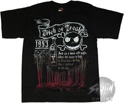nightmare before trick or treat t shirt tees on