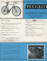 peugeot usa dealers peugeot 1962 1963 usa flyer
