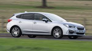 subaru impreza subaru impreza 2018 review by car magazine