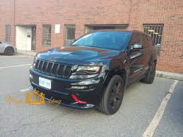 jeep grand cherokee vinyl wrap wrapking premium car wrap car foil canada chrome car