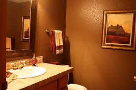 Chocolate Brown Bathroom Ideas Bathroom Colors Brown In Design