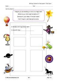 Halloween Alliteration Poems Ks2 Poetry Exploring Form Teachit Primary