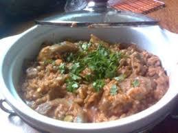cuisine algeroise tbikha algeroise recette ptitchef