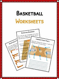 basketball facts worksheets u0026 sporting history for kids