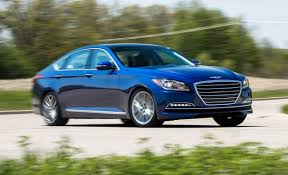 hyundai genesis 5 0 hyundai genesis sedan to get turbo v 6 car and