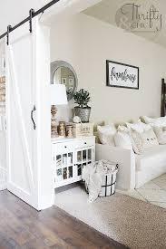 diy livingroom decor summer home tour 2017 diy shiplap walls farmhouse living rooms
