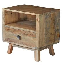 rustic wood side table wooden side table phaserle com