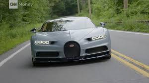 car bugatti chiron world u0027s fastest street car costs 3 million cnn video