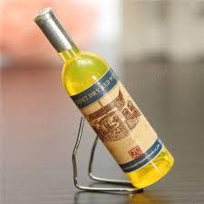 5pcs miniature dollhouse kitchen wine bottle landscape diy