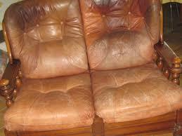 canap en cuir marron achetez canapé cuir marron occasion annonce vente à l herbergement