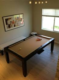 Pool Table Dining Room Table by Convertible Hollywood Pool Tables Dining Room Pool Tables By