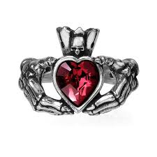Gothic Wedding Rings by The 25 Best Gothic Rings Ideas On Pinterest Gothic Wedding