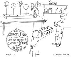 amazing inspiration ideas lent coloring pages for kids catholic