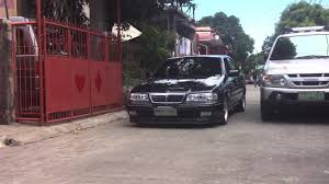 nissan sentra for sale philippines nissan exalta 2000 youtube