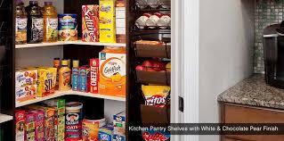 Kitchen Pantry Shelving by Kitchen Pantry Dallas Pantry Storage Shelves Kitchen Pull Outs