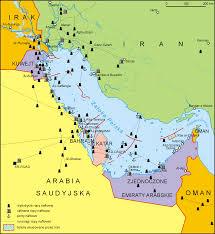 Map Of Persian Gulf File Persian Gulf Economy Map Pl Png Wikimedia Commons