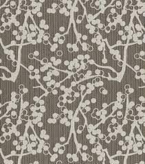 home decor upholstery fabric crypton cherries charcoal joann