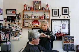 Ginger Barber Barber Shop Is Perrysburg Staple The Blade