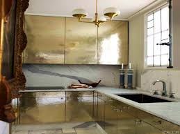 Painting Metal Kitchen Cabinets by Bathroom Metallic Kitchen Cabinets Pleasing Kitchen Remodel