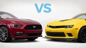 car and driver mustang vs camaro which to buy ford mustang vs chevrolet camaro carmax
