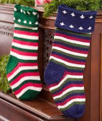 knitting pattern for christmas stocking free christmas stocking free knitting pattern from red heart yarns