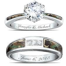 camo wedding ring sets camo wedding ring sets for him and wedding corners