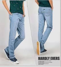mens light blue jeans skinny men s casual light blue jeans