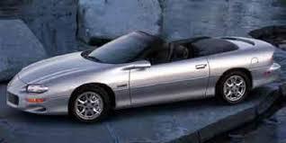 2002 camaro z28 review 2002 chevrolet camaro convertible 2d z28 expert reviews pricing