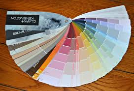 homemade colour book new picture paint color sample book at