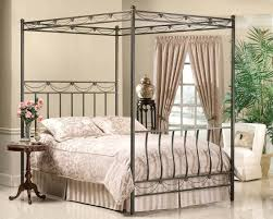 twin bed frame for kid elegant white wrought iron bed to match