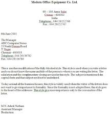 block cover letter see sample resume block style below courtesy