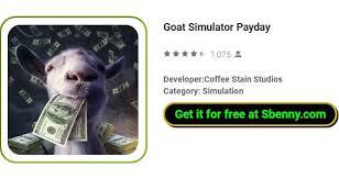 goat simulator apk goat simulator payday apk for android free