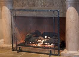 Modern Fireplace Fireplace Screen Modern Fireplace Screens By West Elm Modern