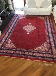 tappeti parma tappeto persiano anni 50 lung m 3 35 larg m 2 45 arredamento e