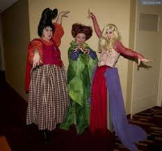Winifred Sanderson Halloween Costume Witch Bette Midler Hocus Pocus