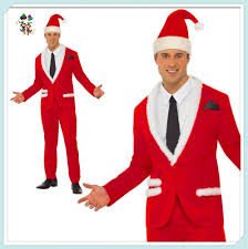 santa suit costume santa suit costume suppliers and