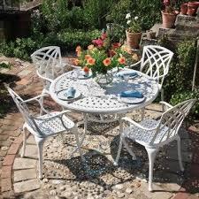Aluminium Patio Sets The 25 Best Cast Aluminium Garden Furniture Ideas On Pinterest