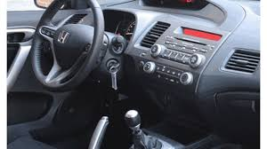 Honda Civic Si Interior 2006 Honda Civic Si Review Roadshow