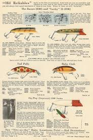 heddon antique lure the lucky 13