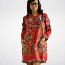 model baju atasan untuk orang gemuk 2015 model baju dan model baju atasan batik wanita nan stylish
