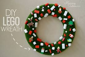 christmas wreaths to make easy christmas wreath crafts kids preschool crafts