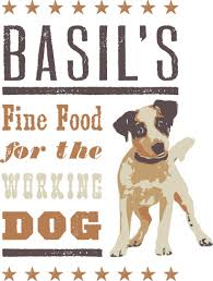 basil u0027s fine food for the working dog testimonials
