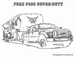 coloring pages horse trailer coloring truck and horse trailer coloring pages