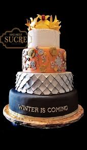 Halloween Themed Wedding Cakes 416 Best Game Of Thrones Themed Wedding Images On Pinterest