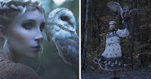 Barn Owl Photography The Owls Are Not What They Seem U2013 Photo Session With Real Birds