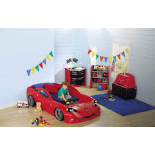 toddler beds for boys and girls with step2 corvette convertible