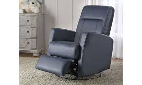 Reclining Rocking Chair For Nursery Furniture Swivel Glider Recliner Is For Any Nursery Or