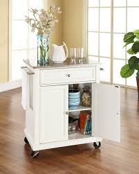 amazon com crosley furniture cuisine kitchen island with