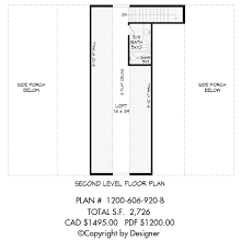 barn plan 1200 606 920 b house plans by garrell associates inc