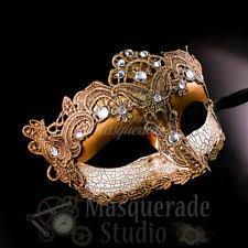gold masquerade mask gold masquerade mask ebay